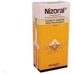 Nizoral, (20 mg/g), szamp.leczn., 60 ml