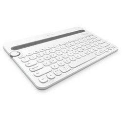 Klawiatura Logitech Bluetooth Keyboard K480 (920-006367) Biała