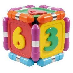 Kliky cyferki klocki magnetyczne