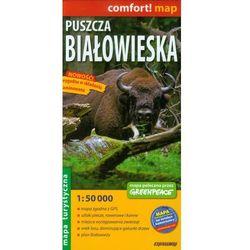 Mapa Laminowana ExpressMap Puszcza Białowieska 1:50 000 comfort! map (opr. broszurowa)