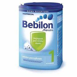 Bebilon 1 z Pronutra mleko modyfikowane od 0-6 miesiąca proszek 800g