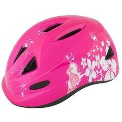 kask R2 Armour Kid's - ATH05B/Pink/Flower