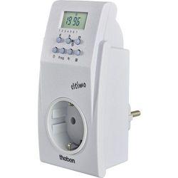 Sterownik czasowy Theben 020 S, 3500 W, Program tygodniowy, IP20