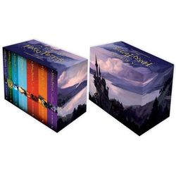 Harry Potter Boxed Set: The Complete Collection (Childrens Paperback) (opr. miękka)