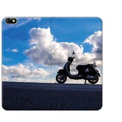 Flex Book Fantastic - Huawei Honor 4X - pokrowiec na telefon - skuter