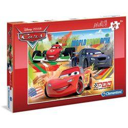 Clementoni, Auta, puzzle maxi, 30 elementów Darmowa dostawa do sklepów SMYK