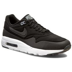 Buty NIKE - Air Max 1 Ultra Moire 705297 010 Black/Dark Grey/White