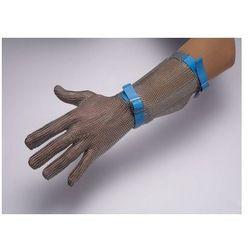 Rękawica ochronna metalowa CNS 19cm (biała HC25119)