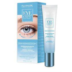 FlosLek Eye Care Expert Dermonaprawczy przeciwzmarszczkowy krem pod oczy 15 ml
