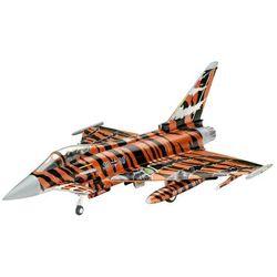 Revell, Eurofighter Typhoon Bronze Tiger, model do sklejania, zestaw z farbami Darmowa dostawa do sklepów SMYK