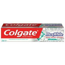 COLGATE Pasta do zębów MAX WHITE pasta wybielająca do zębów 125ml