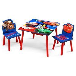Stolik dla dzieci z krzesełkami Cars III