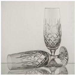 Kieliszki do szampana kryształowe 6 sztuk - 5739 -