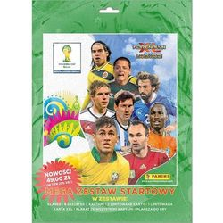 FIFA WORLD CUP BRAZIL 2014 XL ADRENALYN MEGA ZESTAW STARTOWY
