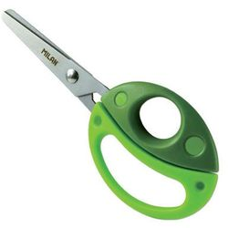 Nożyczki szkolne Milan biedronki