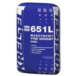 Tynk gipsowy 651 L Kreisel, 20kg