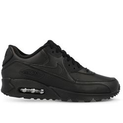 Buty Nike Air Max 90 Leather czarne 302519-001