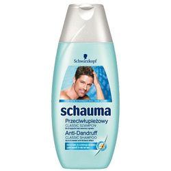 SCHAUMA 400ml Classic Przeciwłupieżowy szampon do włosów