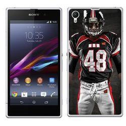 Foto Case - Sony Xperia Z1 - etui na telefon - sportowiec