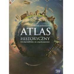 Historia, klasa 4-6, Atlas historyczny. Od starożytności do współczesności. Szkoła p - Dostawa zamówienia do jednej ze 170 księgarni Matras za DARMO