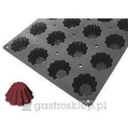 Mata silikonowa Moul'Flex Pro 60x40 cm - babeczki | D-1706-60