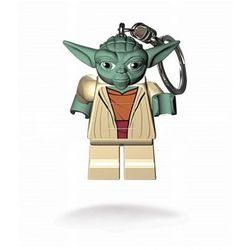 LEGO Breloczek Latarka Yoda