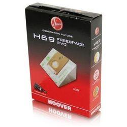 Worki do odkurzacza HOOVER H69 (5 szt.)