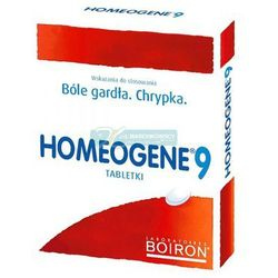 BOIRON Homeogene 9 x 60 tabl.