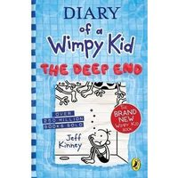 Diary of a wimpy kid: the deep end - jeff kinney