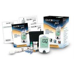 Glukometr Glucosense Pro zestaw