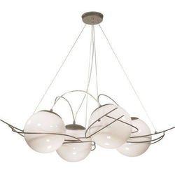 SATURN IV zwis - żyrandol/lampa wisząca