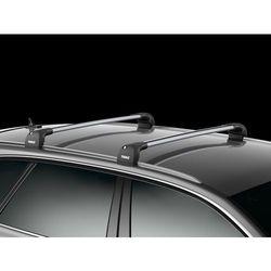 Bagażnik do BMW X4 5d (F26) od 2015- dachowy Thule Wingbar Edge 9593, kit 4023