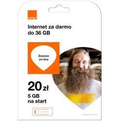 Starter ORANGE Orange Free 20