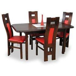 Zestaw INARI I (4 krzesła/stół 80x120/150)
