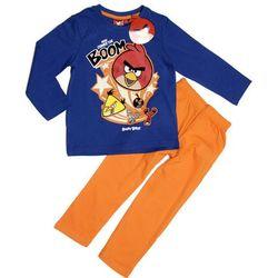 Piżama dla chłopca Angry Birds Boom!!! Granatowy