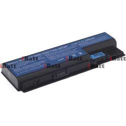 Bateria Aspire 7520. Akumulator Acer Aspire 7520. Ogniwa RK, SAMSUNG, PANASONIC. Pojemność do 5800mAh.