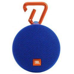 Głośnik przenośny JBL Clip 2 Niebieski