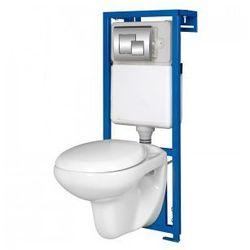 NOVOTERM SPRING Zestaw podtynkowy do WC