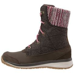 Salomon HIME MID Śniegowce absolute brown/light grey