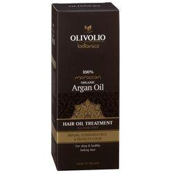 Olivolio Argan Oil Hair Oli Treatment - Leczniczy olejek arganowy do włosów 90ml olivolio (-10%)