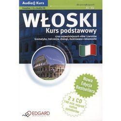 Włoski - Kurs Podstawowy. Audio Kurs (Książka + 2cd Mp3)