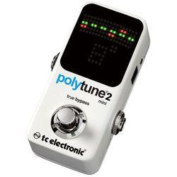 TC Electronic PolyTune 2 Mini - Tuner Gitarowy