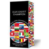 DAVIDOFF Champion EURO 2012 perfumy męskie - woda toaletowa 90ml