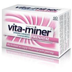 VITA-miner Prenatal x 60 tabletek