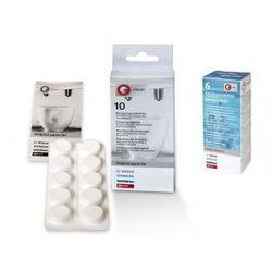 Zestaw tabletki czyszczące i odkamieniacz Bosch Siemens