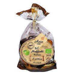 Muffinki Babuni z jabłkiem BIO 200g- BIOANIA