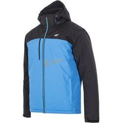 Kurtka narciarska męska KUMN010 4F (jasny niebieski)