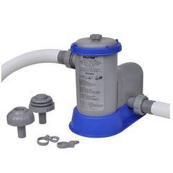 Bestway Flowclear pompa filtrująca 1500 gal / h (model 58389) Zapisz się do naszego Newslettera i odbierz voucher 20 PLN na zakupy w VidaXL!