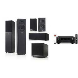 DENON AVR-X2200 + JBL ARENA 5.1 - Kino domowe - Autoryzowany sprzedawca