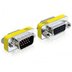 Delock Adapter VGA(15M)->VGA(15F)